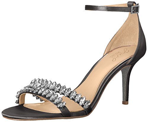 dbeb09025ea Badgley Mischka Jewel Women s Melania Heeled Sandal