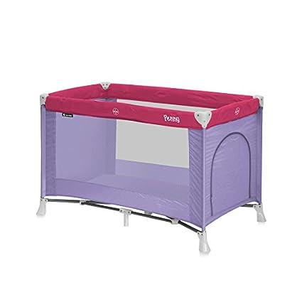 Lorelli cama paraguas plegable para bebé Penny 1 rosa