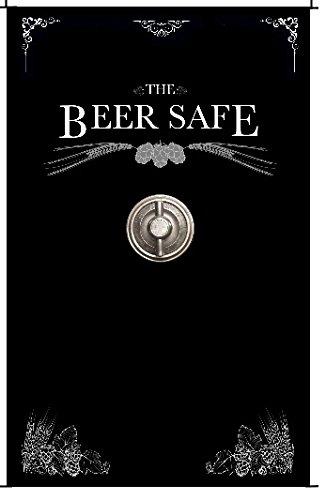 Funny Fridge Decals   Beer Safe Stickers 75x63cm