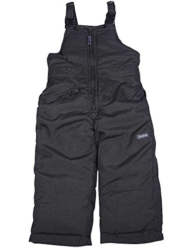 Osh Kosh B'gosh - Little Boys Bib Snowpant, Black 38141-3T (Toddler Boys Snow Pants)
