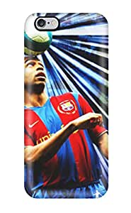 ZippyDoritEduard Iphone 6 Plus Hybrid Tpu Case Cover Silicon Bumper Thierry Henry(3D PC Soft Case)