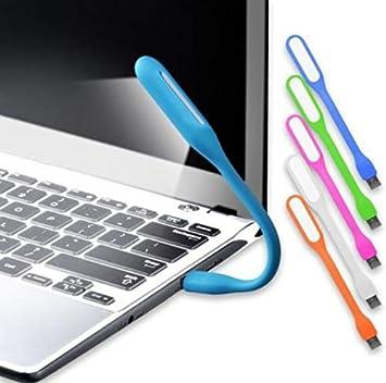 Luz de noche USB Mini Travel para computadora portátil con ...