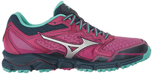 Mizuno Women's Wave Daichi 2 Trail Runner Beetroot/Silver best online XAVZDqDSmL
