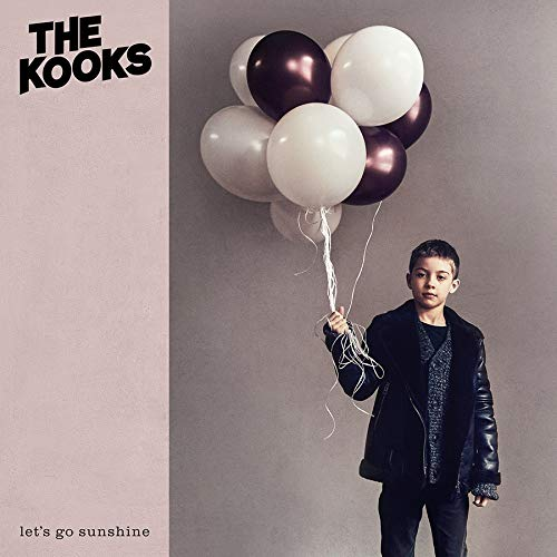 CD : The Kooks - Let's Go Sunshine (Bonus Track, Japan - Import)