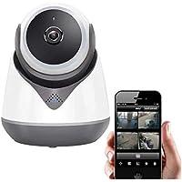 Câmera IP Wi-Fi HD USB 3G/4G(Modem Roteador) Grava Em Nuvem Acesso Remoto Celular