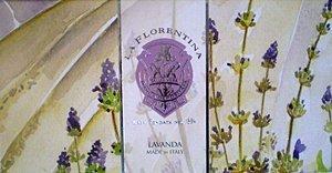 La Florentina Tuscany Lavender Flowers Luxury Soap Set 3 X 5.3 Oz. From ()
