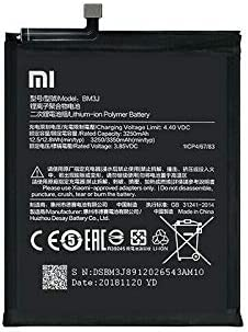 Batería de repuesto para Xiaomi MI 8 Lite MI8 Lite BM3J 3250 mAh 3.85 V