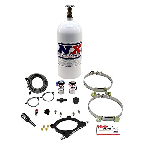 Nitrous Express ML3050 EFI Nitrous System for Ford 5.0L (Express Nx Nitrous Kit)