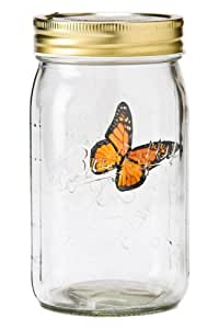My Butterfly Collection - Animated Butterfly in a Jar - Monarch