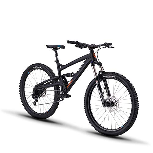 180 Fork Travel Mm (Atroz 3 Full Suspension Mountain Bike, 18