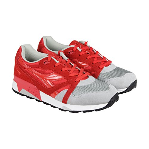 diadora-n9000-nyl-mens-red-gray-suede-synthetic-lace-up-sneakers-shoes-10