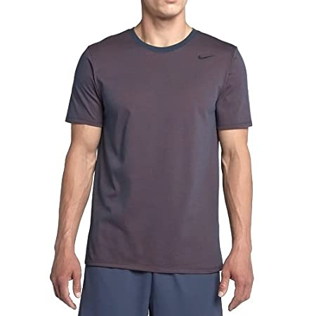53e77724cd1667 Nike Herren Dri-Fit Cotton Kurzarm 2.0 T-Shirt: Amazon.de: Sport ...