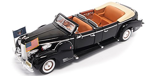 Yat Ming Scale 1:24-1938 Cadillac V-16 Presidential Limo ()