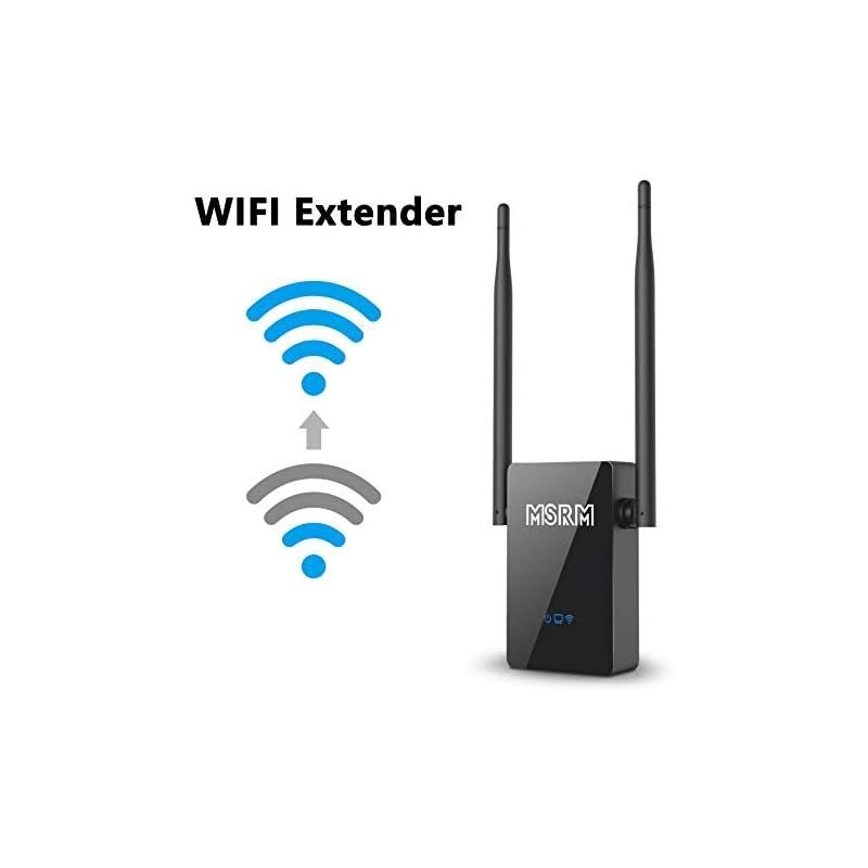 MSRM US302 Wireless-N 300Mbps Extender W
