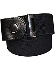 FreeBelts - Buckle-Free Easy Comfortable Elastic Belt. No Buckle, No Bulge, No Hassle. Look Great and Breathe Comfortably.