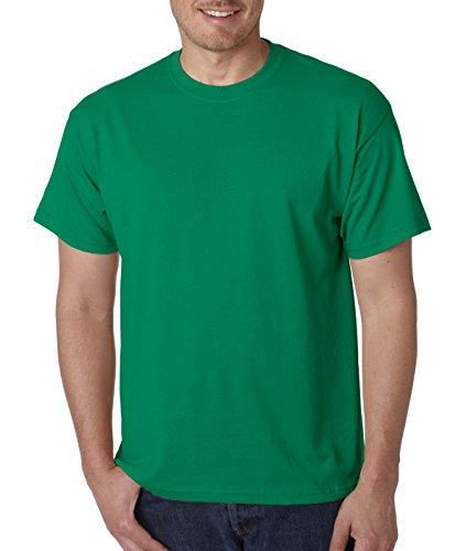 Gildan mens DryBlend 5.6 oz. 50/50 T-Shirt(G800)-KELLY ()