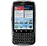 Motorola Admiral, Black 8GB (Sprint)