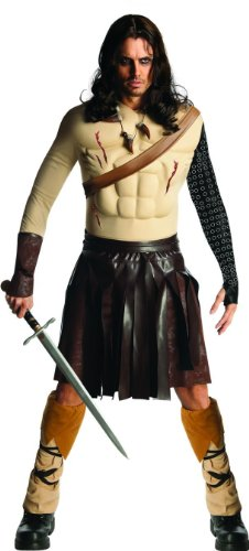 Conan Costume - Standard - Chest Size (Conan The Barbarian Halloween Costume)