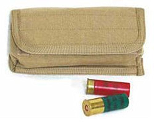 BLACKHAWK! S.T.R.I.K.E. Shotgun 12-Round Ammo Pouch with Speed Clips, Black