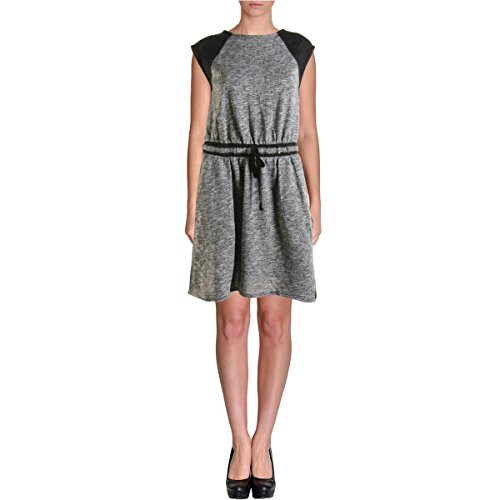 tommy-hilfiger-womens-colorblock-sleeveless-casual-dress-gray-m