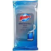 Windex Electronic Wipes - Special 5 Pack ( 25 WIPES Each )