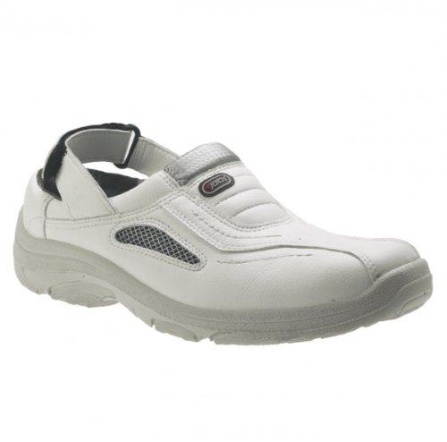 Ejendals Jalas 5012 Chaussures de travail Taille 39 Blanc