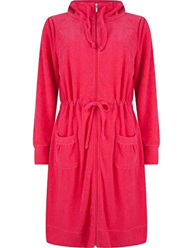 Buy buy zip up dressing gown - 3