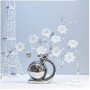 Amazon Com Kuekjcnmx Minimalist Ceramic Creative Simple Flowers