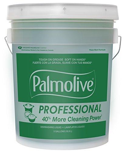 Palmolive Professional 035110049175 CPC04917 Dishwashing Liquid, Original Scent, 5 gal Pail