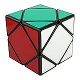 YKL World Puzzle Speed Skewb Cube, Black