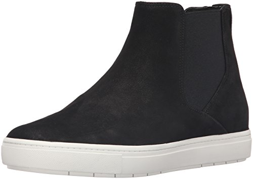 UPC 727679339537, Vince Women's Newlyn Fashion Sneaker, Black, 9.5 M US
