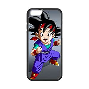 Dragon Ball Gt iPhone 6 Plus 5.5 Inch Cell Phone Case Black Pbbue