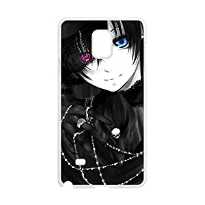 Black Butler Cell Phone Case for Samsung Galaxy Note4 by Maris's Diary
