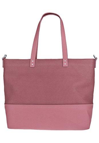 Donne Borsa Colore O'polo Marc Di I Rosa antique Rosa Tela Pink xp7T6fq