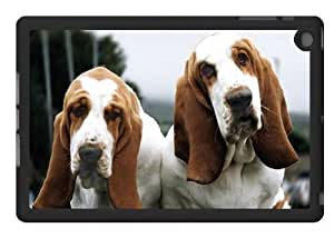 Bassett Hounds - Case for iPad Mini