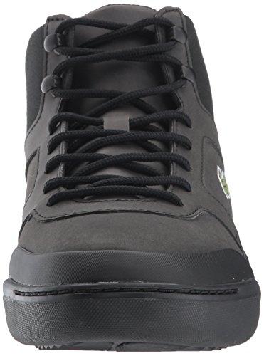 Lacoste Mens Explorateur Spt Mid 417 2 Sneaker Nero / Nero