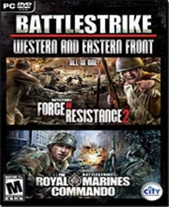 Amazon com: Battlestrike Force of Resistance 2 / Royal Marines