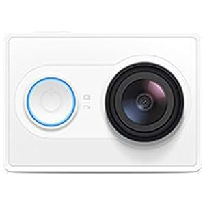 Xiaoyi Yi Action Camera with Wi-Fi, White - International Version