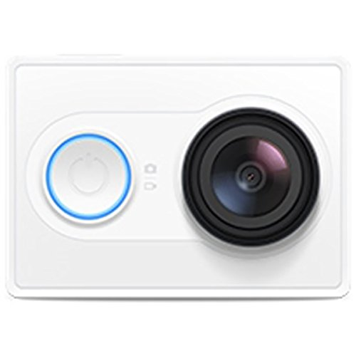 Xiaoyi Yi Action Camera with Wi-Fi, White - International Version