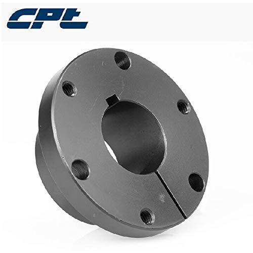 Fevas CPT Steel SD Bushing Series, QD Bushing Type, 1/2''-2'' Bore Range, ISO 9001 Certified Bushing - (Bore Diameter: 1-3-8 inch) ()