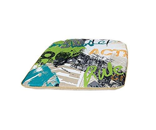 PANDA SUPERSTORE Fashion Cushion Chair Cushion British Style Pillow Cushions£¬Graffiti