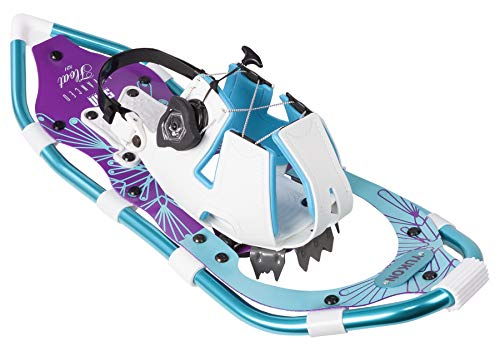 Yukon Charlies Advanced Float Spin Women s Snowshoe Kit, 821