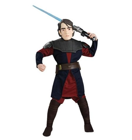 Anakin Skywalker Costume - Child deluxe