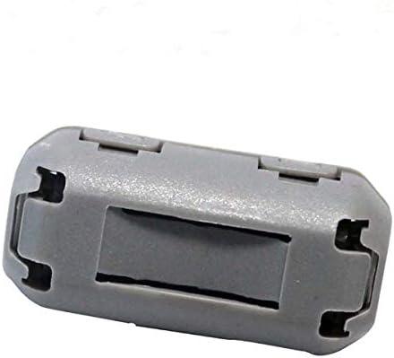 Hondark 20ea 3.5mm EMI Filter ferrite Bead Noise Cancel ferrite Ring RF Choke ferrite core 1325-0530 Grey