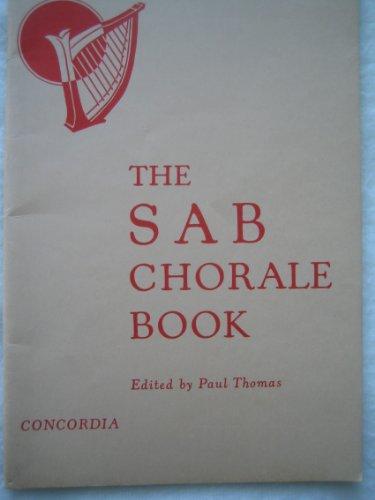 The SAB Chorale Book