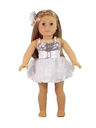 ir Clip Fits Most 18 Inch Dolls ()