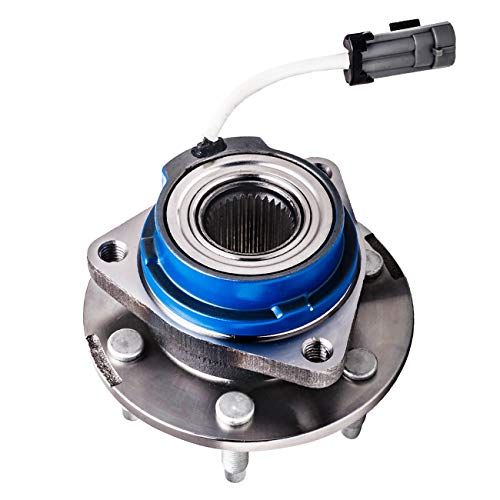 TUCAREST 513236 Front Rear Wheel Bearing and Hub Assembly Compatible covid 19 (Saturn Relay Awd coronavirus)