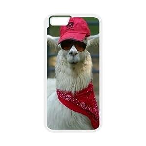 Alpaca Back Case Cover for Iphone4s,diy Alpaca case cover series 5