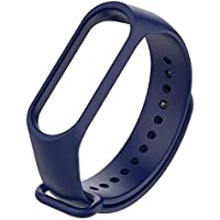 HUMBLE Replacement Band Strap for Xiaomi Mi Band 3(Device not Included)-NAVYBLUE