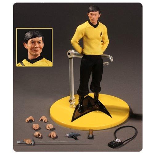 Star Trek Sulu One:12 Collective Action Figure